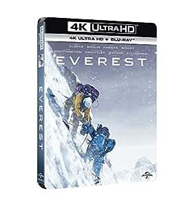 Everest (4K Ultrahd + Blu-Ray)