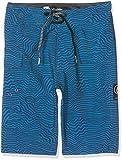 Volcom Jungen Kinder Magnetic Stone Boardshort Badehose Surfshort Blau Deep Water 24