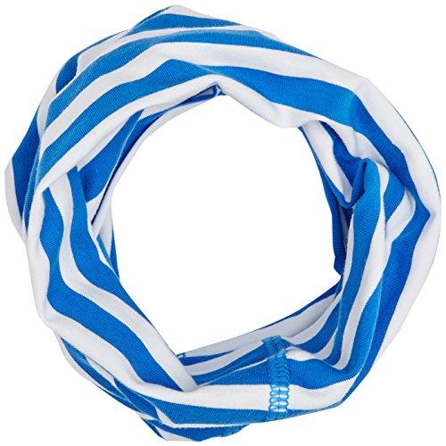 Sterntaler Jungen Allrounder Mütze, Schal & Handschuh-Set, Blau (Enzian 377), 2