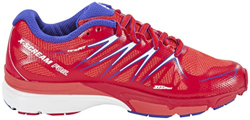 Salomon L37918500, Sneakers trail-running femme Orange