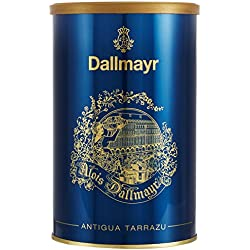 Dallmayr Kaffee Schmuckdose Antigua Tarrazu 250g Filterkaffee, 2er Pack (2 x 0.25 kg)