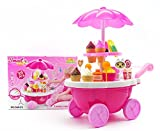 #1: JRPT Sweet Shop Fancy Candy - Ice cream Building Toys Kit