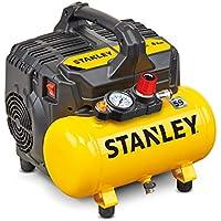 Stanley DST 100/8/6 - Compresor silencioso (59 dB)