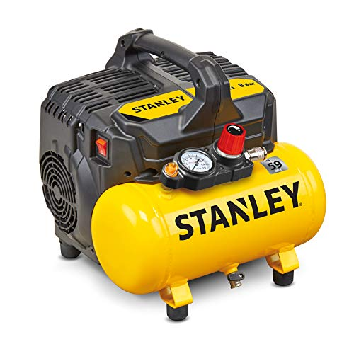 Stanley B2BE104STN703 100/8/6 Silent Air Compressor DST
