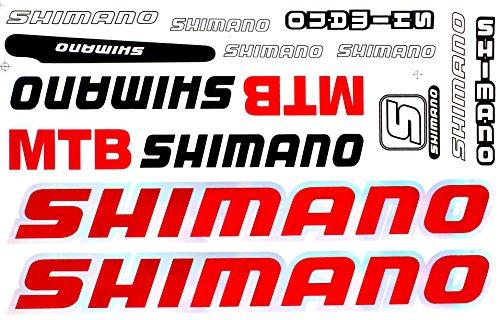shimano-bicycle-sticker-set