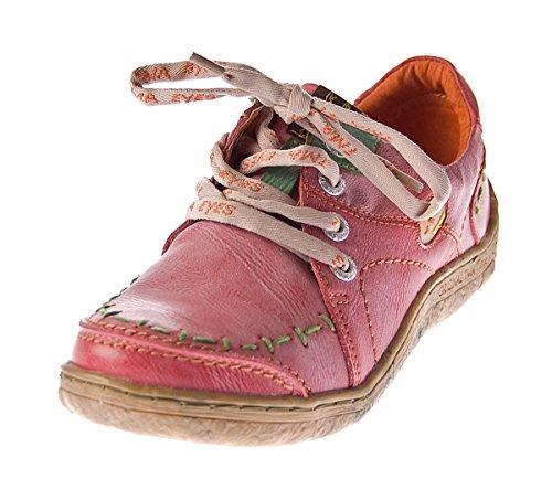ATM ENTERPRISES TMA - Zapatos con Cordones Mujer, Color Azul, Talla 39
