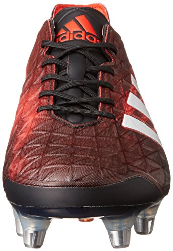 adidas Kakari Light Sg, Chaussures de Rugby Homme, Rouge, UK red