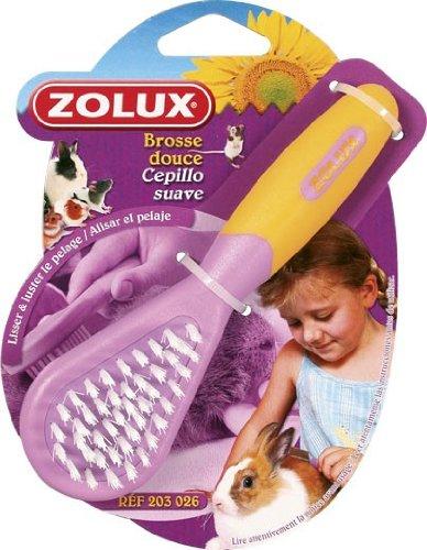 Zolux Bürste weich für Nager