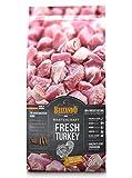 Belcando Mastercraft Fresh Turkey [2,2kg] Trockenfutter für Hunde | 80% frisches Geflügel | Hundefutter getreidefrei | für große, mittlere & Kleine Rassen