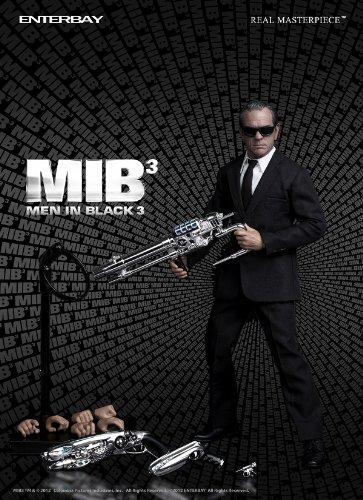 Men in Black III: Tommy Lee Jones as Agent K (Real Masterpiece Collectible Figure)