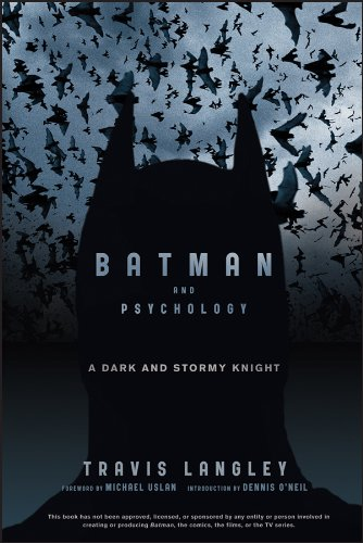 Batman and Psychology: A Dark and Stormy Knight (English ...