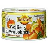 Baktat Weiße Riesenbohnen in Tomatesauce, 400 g