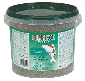Nishikoi Staple Fish Food 25kg Medium Pellets by Nishikoi