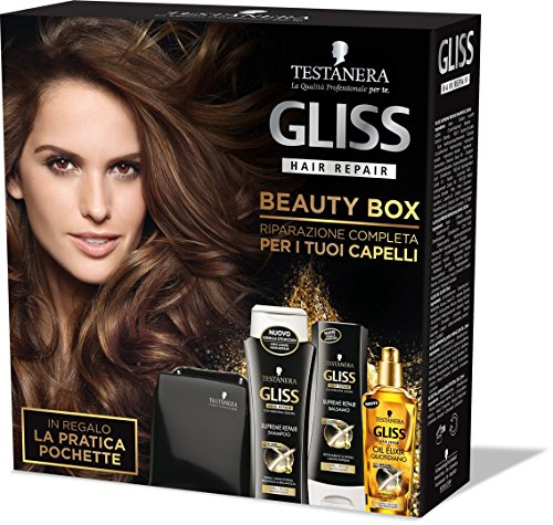 Testanera 2050141 Gliss Beauty Box