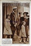 PATRIOTE ILLUSTRE (LE) [No 51] du 20/12/1936 - S.M. GEORGE VI ET LES TROIS ROSES D'YORK - LA REINE ELISABETH - LES PRINCESSES ELISABETH ET MARGUERITE-ROSE - LES SOURCES D'EAUX CHAUDES D'HAMMAM MES KOUTINE.