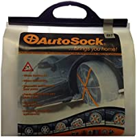 AutoSock AS_HP_697E - Cadenas textiles para nieve (2 unidades, HP 697 E)