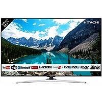 """Hitachi 43HL5W69 43"""" 4K Ultra HD Smart TV Wifi Negro, Plata LED TV"""