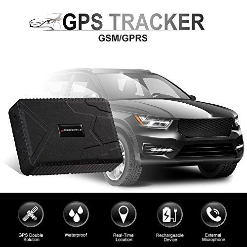 Localizador antirobo GPS, localizador impermeable...