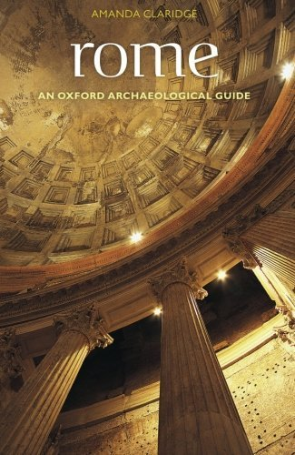 Rome (Oxford Archaeological Guides) by Claridge, Amanda, Toms, Judith, Cubberley, Tony (2010) Paperback