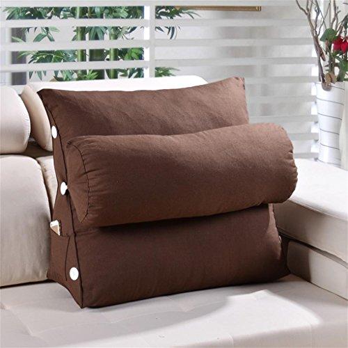 Cwt cuscini tridimensionale triangolo capezzale cuscino - Cuscini schienale divano ...