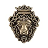 Best Mans Gift - Tripin Lion Shape Tie Tack Lapel Pin Brooch Review