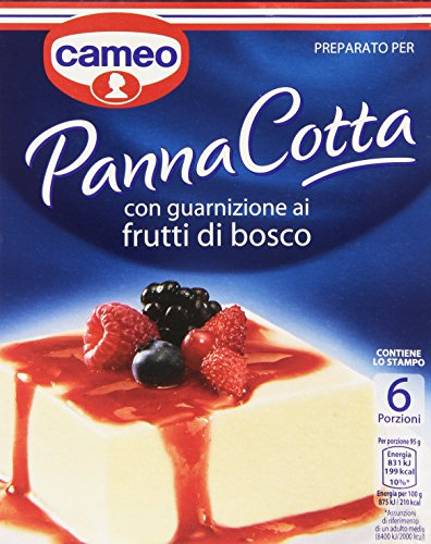 Cameo Panna Cotta with Caramel (97g)