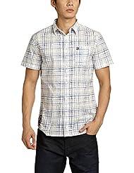DESIGUAL Homme Designer Top Chemise T-Shirt - TRIP -