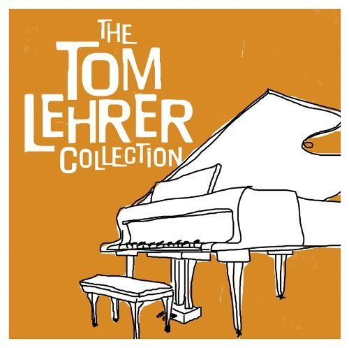The Tom Lehrer Collection CD+DVD Edition by Tom Lehrer (2010) Audio CD