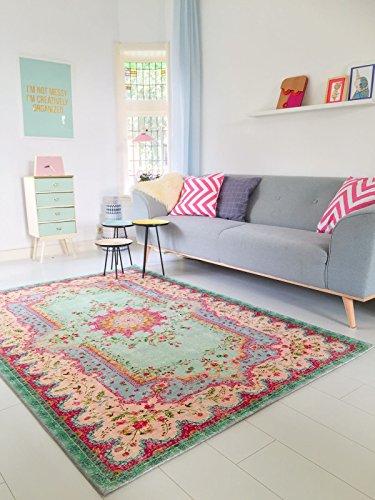 Rozenkelim.nl Neuer Teppich | Im Angesagten Shabby Chic Look | Für  Wohnzimmer, Schlafzimmer