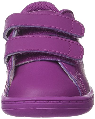 Lacoste Carnaby Evo 317 5, Formatori Unisex – Bimbi 0-24 Viola (Violet Purp)