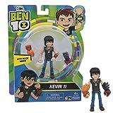 Giochi Preziosi- Ben 10 Kevin Personaggio Base, Multicolore, 13 cm, BEN35D20