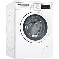 Lave linge Hublot Bosch WUQ28418FF - Lave linge Frontal - Pose libre - capacité : 8 Kg - Vitesse d'essorage maxi 1400 tr…