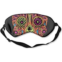 Skull 99% Eyeshade Blinders Sleeping Eye Patch Eye Mask Blindfold For Travel Insomnia Meditation preisvergleich bei billige-tabletten.eu