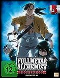 Fullmetal Alchemist: Brotherhood - Volume 5 (Digipack im Schuber mit Hochprägung und Glanzfolie) (Blu-ray) [Limited Edition]