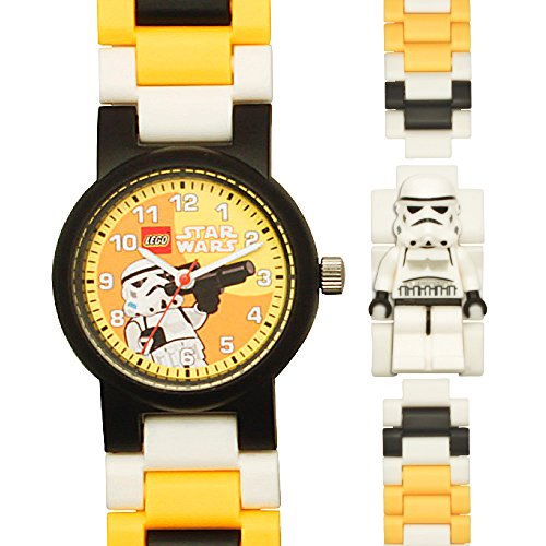 LEGO(レゴ) R1553101625 740531 - RELOJ INFANTIL MULTICOLOR
