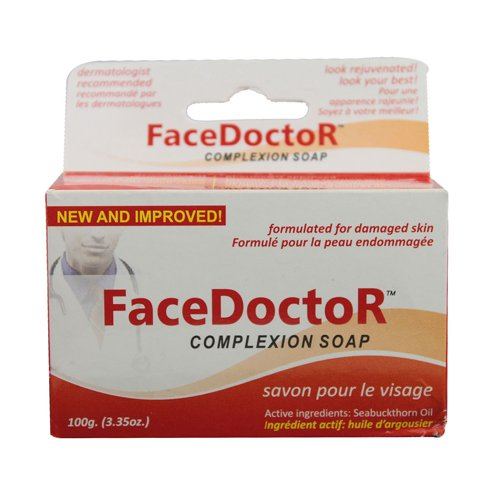 Face Doctor Complexion Soap, 3.35 Ounce by Face Doctor