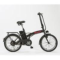 Urban e-motion Bicicleta eléctrica e-Bike Comfort Negra 10000Ah