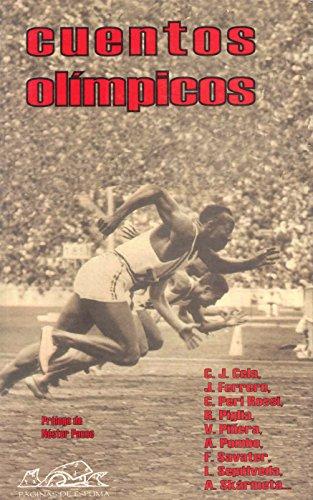 Portada del libro Cuentos olímpicos (Narrativa Breve)