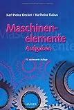 Image de Maschinenelemente - Aufgaben