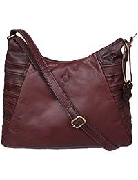 849c2260c1bd4 Suchergebnis auf Amazon.de für  rote handtaschen leder - Handtaschen ...