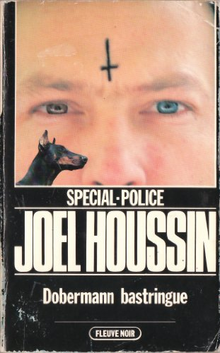 Dobermann bastringue par Joël Houssin