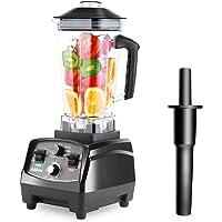 Mixeur Blender de Comptoir Professionnel, Blender à Smoothie Haute Witesse 2200W pour Milk-shakes et Smoothies…