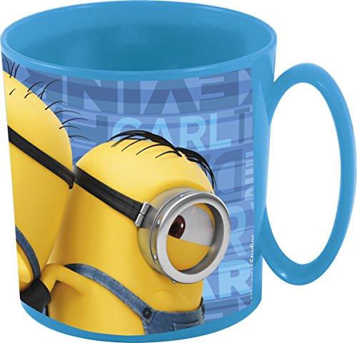 Minions, Ich–Einfach Unverbesserlich–Tasse aus Kunststoff Micro 350ml (Stor 89804)