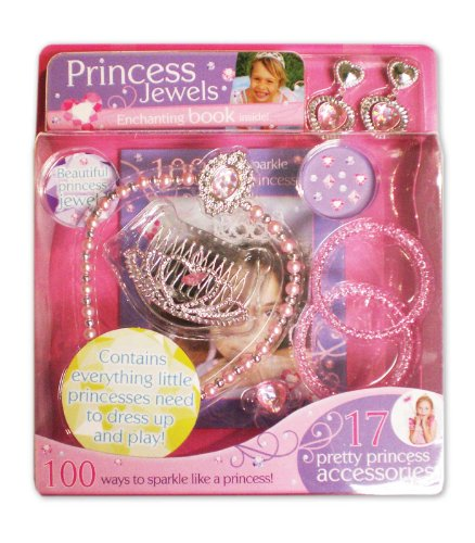 Princess Jewels Large Blister Pack Retail Blister Pack
