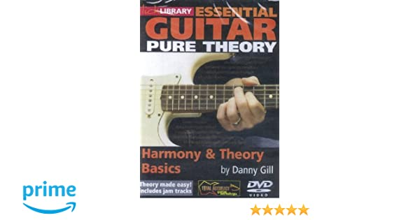 lick library harmony and theory basics