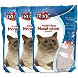 Trixie Fresh`N Easy Streugranulat 5L4026 - 3er Sparpack für 3 Monate