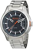 Hugo Boss Orange Hong Kong Mens Quartz Analog Classic Silber Edelstahl Bracelet 1550004