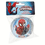 Set 60Capsules pour muffins Spiderman Bakery