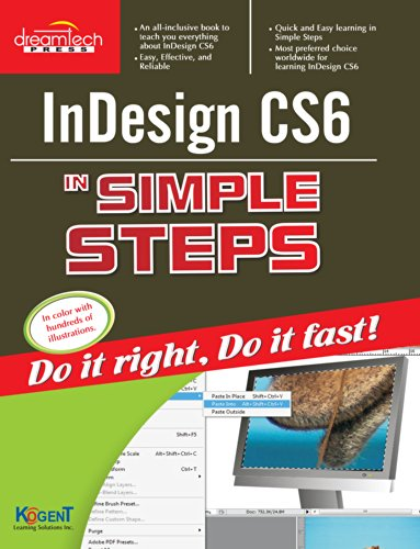 InDesign CS6 in Simple Steps