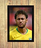 Star Prints Neymar - Brazil - PSG - Paris Saint Germain 2 -